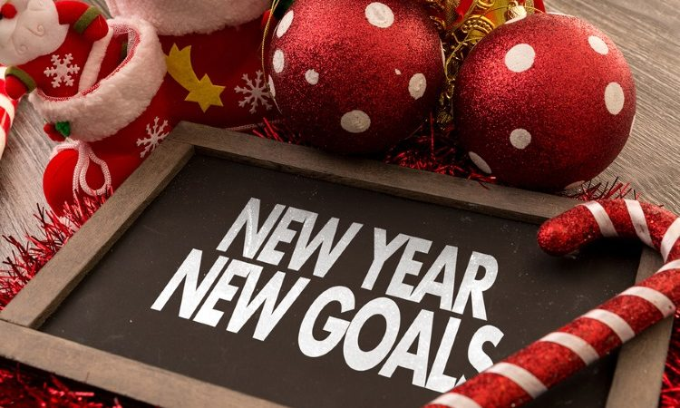"The New Year seems like the perfect time for new beginnings, to set goals, to say, ""this is it, this is my year."